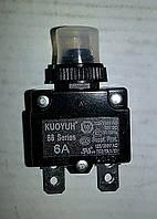 Протектор (защита) 0,75 кВт 6А