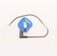 Маленькая Bluetooth гарнитура R6250. Синяя