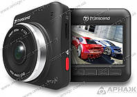 Видеорегистратор Transcend DrivePro 200 GPS WiFi