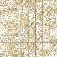 Керамическая плитка AVA Eden Mosaico Galaxy Vaniglia Su Rett./ Ава Эден Мосаико Гелакси Ваниглиа