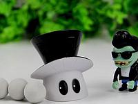 Игрушки Растения против зомби, светящийся гриб