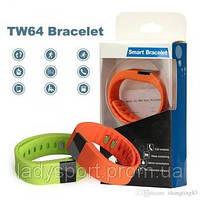 Умный браслет (фитнес трекер)  Smart Band Tw64, часы Smart watch, фото 1