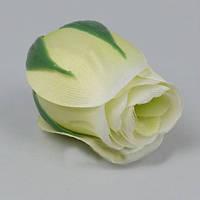 Бутон розы 5см салатовый Цветы искусственные