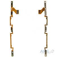 Шлейф для Nokia Lumia 830 с кнопкой включения и регулировки громкости