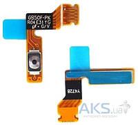 Шлейф для Samsung G850F Galaxy Alpha с кнопкой включения Original