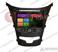 Штатная магнитола RedPower 18161 Ssang Yong Korandо New Android