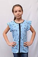 """Блуза для девочек """"Ева-4"""""""