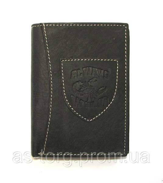 025d6b23aee8 Кошелек мужской Always Wild, кожаные изделия мужские кошельки, фото 1
