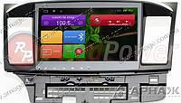 Штатная магнитола RedPower 21037B Mitsubishi Lancer X Android
