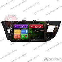 Штатная магнитола RedPower 21066B Toyota Corolla 2013 Android