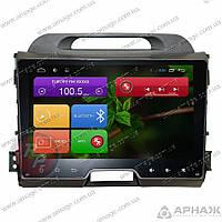Штатная магнитола RedPower 21074B Kia Sportage R Android