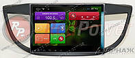 Штатная магнитола RedPower 21111B Honda CR-V 2012 Android