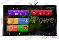 Штатная магнитола RedPower 21182B Toyota Prado 120 Android