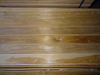 Вагонка Штиль 14х165  Сибирская Лиственница, фото 1