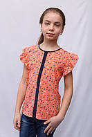 """Блуза для девочек """"Ева-7"""""""
