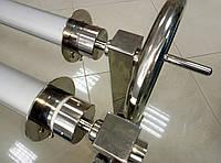 Сматывающее устройство для солярной пленки нержавейка