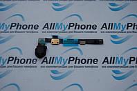 Шлейф для планшета Apple iPad Mini коннектора наушников с компонентами черный