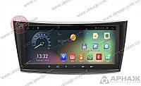 Штатная магнитола RedPower 21568B Mercedes Benz W211/219 2002-2008 Android