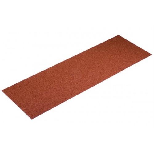 Плоский лист 10 Terra cotta (0.45) Queen Tile