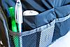 Органайзер для сумки ORGANIZE украинский аналог Bag in Bag (серый), фото 6
