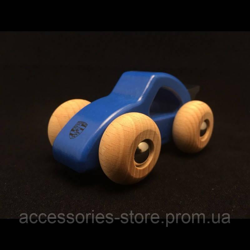Мой первый Porsche – деревянный игрушечный автомобиль