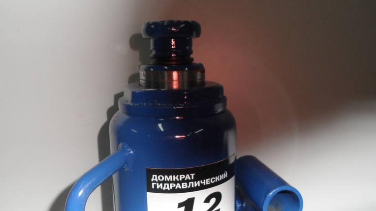 Домкрат бутылочный гидравлический Lavita 12,0 т, фото 2