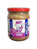 Мис Кис консервы (стекло) мясной деликатес Индейка 500 г