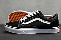 Кеды женские Vans Old Skool черные