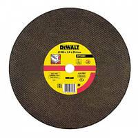 Круг отрезной по металлу 230х3.0мм DeWALT DT3487-QZ (США/Словения)