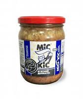 Мис Кис консервы (стекло) мясной деликатес Кролик 500 г