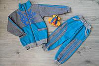 Спортивный костюм с начесом , комсомольский трикотаж Украина р.28-34