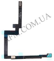 Шлейф (Flat cable) iPad mini 3 Retina под кнопку Home с компонентами