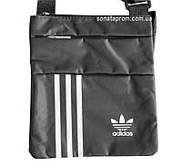 Борсетка спортивная текстиль Adidas