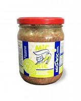 Мис Кис консервы (стекло) мясной деликатес Курица 500 г