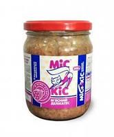 Мис Кис консервы (стекло) мясной деликатес Мясное ассорти 500 г