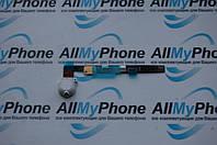 Шлейф для планшета Apple iPad Mini коннектора наушников с компонентами белый