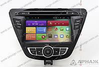 Штатная магнитола RedPower 21092 Hyundai Elantra MD FL Android
