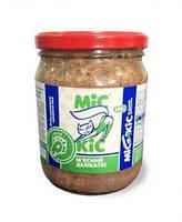 Мис Кис консервы (стекло) мясной деликатес Ягнёнок 500 г