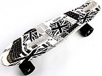 "Пенни Борд Penny Board скейт ""British item"""