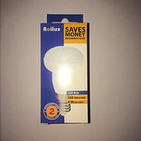 LED ЛЕД светодиодная лампа для потолка Roilux R39 Р39 4W 4вт Е14 4100К