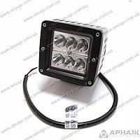 Светодиодная фара LightX RCJ-30218BF
