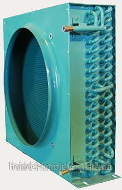 Воздушный конденсатор 11 кВт., фото 2