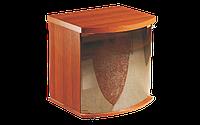 Тумбочка под телевизор или аудио аппаратуру, прямая, бюджетная, классическая, размером 54х45х57 модель РТВ-4