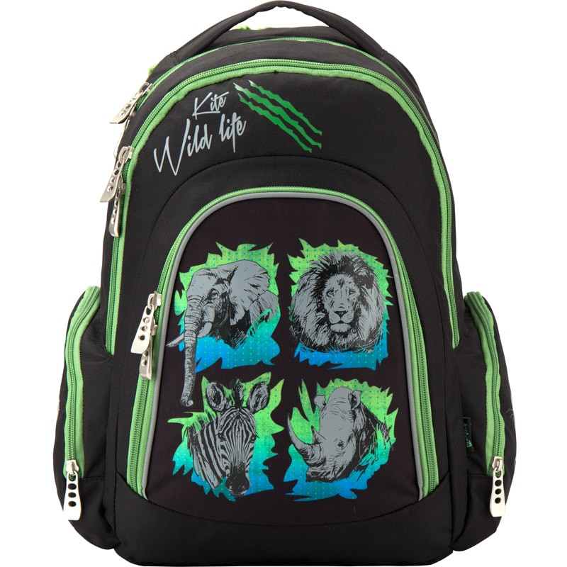 Рюкзак подростковый Kite Junior-2 (K17-1000M-2)