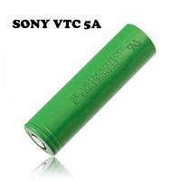 Sony US18650VTC5A 2600mah (до 60А) - высокотоковый аккумулятор для электронных сигарет. Оригинал