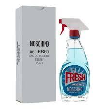 Тестер туалетная вода  женская Moschino Fresh Couture ( Москино Фрэш Кутюр) 100 мл