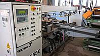 Biesse Techno 7/5 сверлильно-присадочный станок б/у проходной полуавтомат