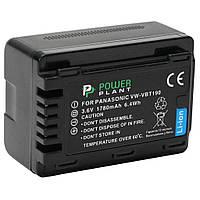 Аккумулятор к фото/видео PowerPlant Panasonic VW-VBT190 (DV00DV1412)