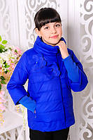 Стильная курточка на девочек