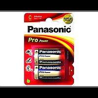 Panasonic lr14 pro power 1x2 шт. (lr14xeg/2bp)